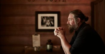 The White Buffalo Finds Time to Find His Voice