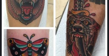 Mikey Tay of Fullerton's Tip Top Tattoo Parlor on Unbalanced Tattoos and Outlaw Tattooing