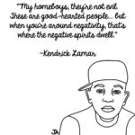 Kendrick Lamar's Philosophies About Life