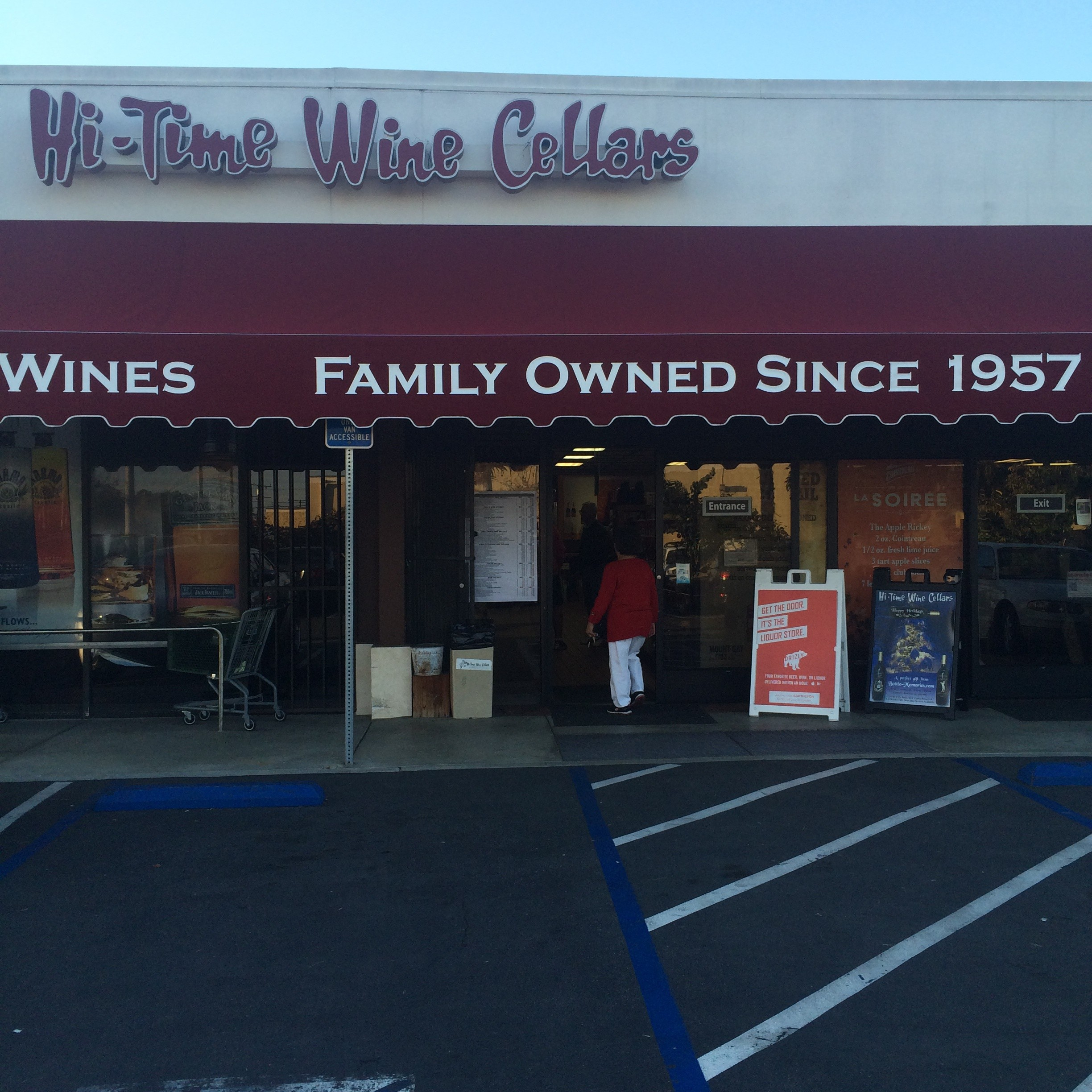 Glass Display Case Collection at Hi-Time Wine Cellars Our Drink of the Week!  sc 1 st  OC Weekly & Glass Display Case Collection at Hi-Time Wine Cellars Our Drink of ...
