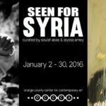 A Conversation with Artist Soulaf Abas on New Exhibit on Syria