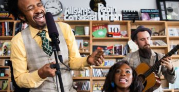 NPR's Tiny Desk Contest Is A Gateway For Unsigned Artists