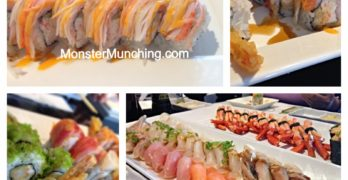 AYCE Sushi Joint Monster Sushi Closes in Tustin; Tani Japanese Korean Restaurant N Bar Moves In