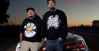 Costa Mesa's Funk Freaks Bring Boogie From the Barrio to Europe and Back