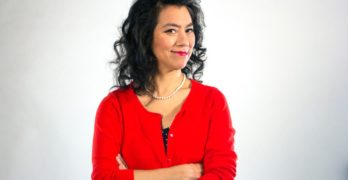 Sandra Tsing Loh Shares—and Shares and Shares—in The Madwoman In the Volvo