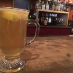 Ruga's Hot Toddy at Memphis Cafe, Our Drink of (Last) Week!