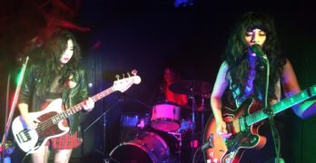 L.A. Witch Haunts The Continental Room