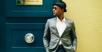 "Aloe Blacc Releases the Jesse Owens-Inspired Track ""Let the Games Begin"""