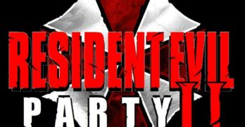 Resident Evil Party 2 at Que Sera Resurrects Series Imagery