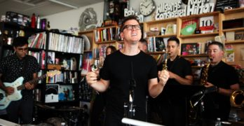 Local Bands Take A Shot At NPR's Tiny Desk Contest