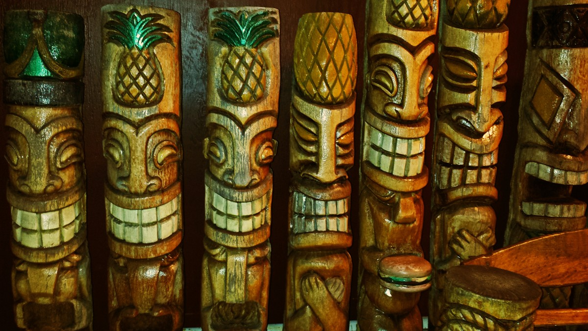 Take Your Pick of Tiki Marketplaces Between Don the Beachcomber and ...