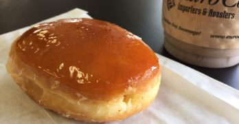 Eat This Now: Crème Brûlée Donut at the Donuttery