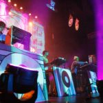 Animal Collective Immersive Show Drowns the Fonda in Joy