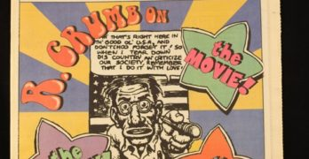 "R. Crumb: ""Orange County is a Vortex of Evil"""