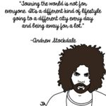 Wolfmother's Andrew Stockdale Talks About Limits And Possibilities