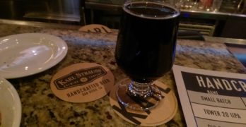 Wreck Alley Imperial Stout at Karl Strauss Brewery, Our Beer of the Week!
