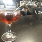 Vesper Rosso at Pizzeria Ortica, Our Drink of the Week!