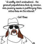 Axl Rose Exposed In Illustrated Form
