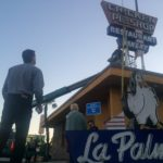 Iconic La Palma Chicken Pie Shop Neon Sign Partially Saved—But Donations Needed