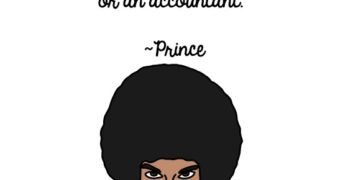 Remembering Prince, In Illustrated Form