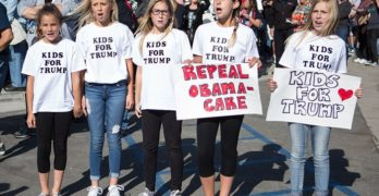 Our Theater Critic Went to Trump's Orange County Rally to Review the Spectacle of It All