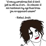 Robert Smith Shares Intimate Thoughts, In Illustrated Form