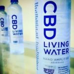CBD Living Water: Our Toke of the Week!