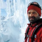 Arctic Explorer and Climate-Change Activist Lonnie Dupre Chills in Costa Mesa