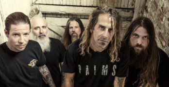Lamb of God's Randy Blythe Looks to the Past to Write His Own Future
