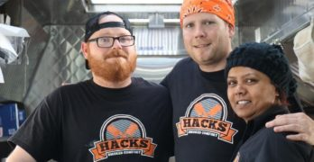 On the Line: Wes Knutson, Dustin White And Kogi Pillay of HACKS