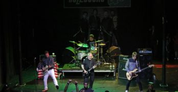 Buzzcocks Keep Punk Alive With Their Oldest Tunes At The Observatory
