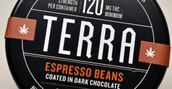 Terra Chocolate Covered Espresso Beans by Kiva: Our Toke of the Week!