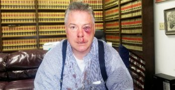 California Attorney General's Office Poses Dumbfounded In Orange County Courthouse Beating