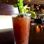 Bloody Mary at JT Schmid's, Our Drink of the Week!