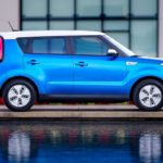 2016 Kia Soul EV Completes the Love Affair with its Panoramic Sunroof