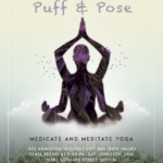 Puff & Pose with Betty Khronic: Get Your Zen on This Weekend at Cannabliss Yoga