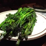 83. Broccolini at SeaSalt WoodFire Grill