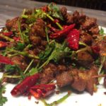 100 Favorite OC Dishes, #75: Toothpick Lamb at Sichuan Impression