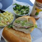 Long Beach Lunch: Olives Gourmet Grocer