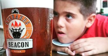The Aging Hipster Parent's Etiquette Guide for Bringing Your Kids to the Local Craft Brewery