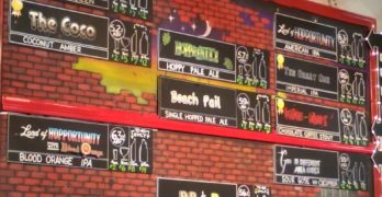 Four Sons Brewing in Huntington Beach, Our Beer(s) of the Week!