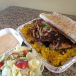 100 Favorite OC Dishes, #74: Whole Chicken Combo at Falafelo