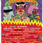 Beach Goth 2016 Lineup Announced, The Growlers, Bon Iver and Justice Headlining