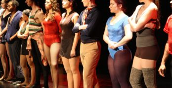 The Chance Theater Shows How Grown Up It Is With Its Spectacular A Chorus Line
