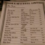 The Beer Menu at C4 Deli, Our Beer(s) of the Week!