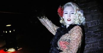 Legends Live On Burlesque @ Harvelle's [NSFW]