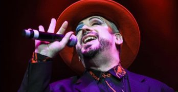 KEARTH 101 Totally 80's Live at Honda Center with Boy George