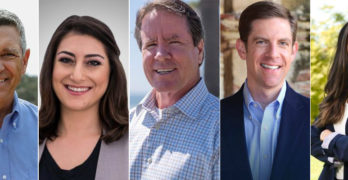 5 Democrats in House's 49th District Race Meet in First Face-to-Face Debate Tonight