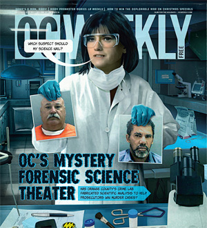 OC's Mystery Forensic Science Theater