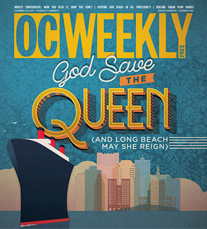 God Save The Queen (AND LONG BEACH MAY SHE REIGN)